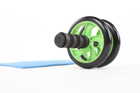 Fitness Exercise wheel, Roller slide