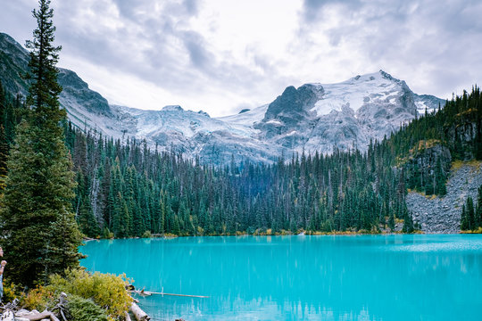Joffre lakes national park British Colombia Whistler Canada