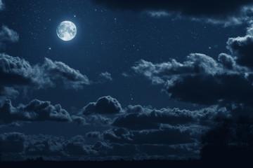 big moon Fotomurales