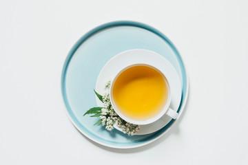Valerian herbal tea