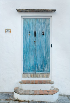 Typical Andalusian village
