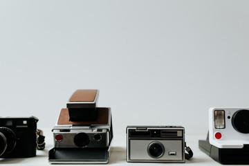 Still Life of Cameras