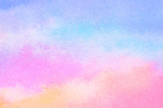 abstract watercolor background with copy space for your text or image