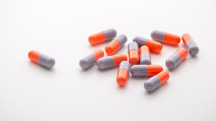 Medicine pills, capsules