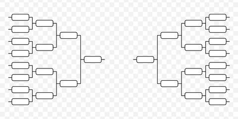 Team Tournament bracket