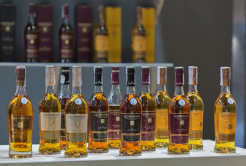 Whisky Dram Festival in Kyiv, Ukraine