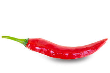 Canvas Prints Hot chili peppers Close up red hot chili spur pepper