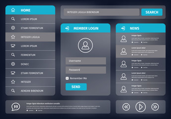 User Interface Layout