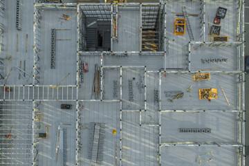 Construction site, Atlanta, Georgia