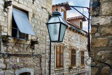 Obraz stare miasto Dubrownik, Chorwacja - fototapety do salonu