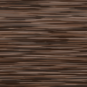Dark Brown Marl Heather Texture Background. Vertical Blended Line Variegated Seamless Pattern. For T-Shirt Fabric, Faux Effect Jersey Viscose Textile. Triblend Melange Fibre All Over Print. Vector