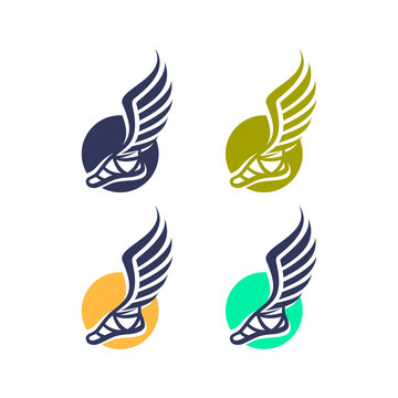 Winged Sandals in Multiple Color icon