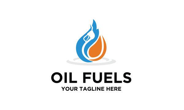 oil fuel logo design inspirations