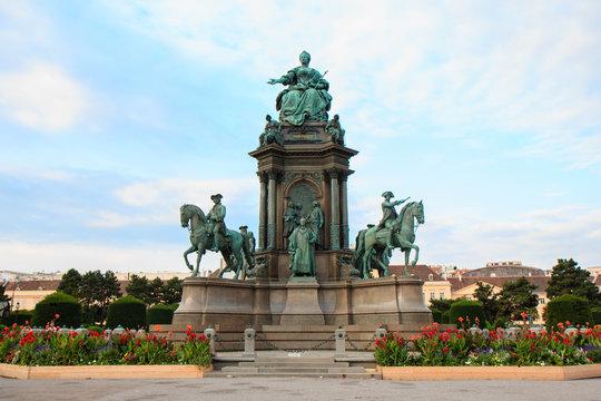 Wien - Maria-Theresien-Denkmal