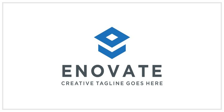 Inspiring simple logo design graduation hats.