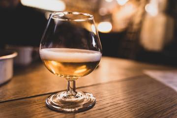 Photo sur Plexiglas Bar Brasserie - bière - belge - artisanal