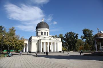 Nativity Cathedral in Kishinev Chișinău Moldova