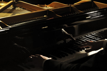 Piano and classical music
