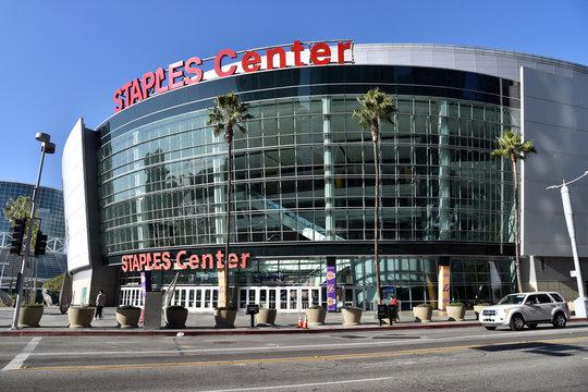 Los Angeles Staples Center January 5, 2019