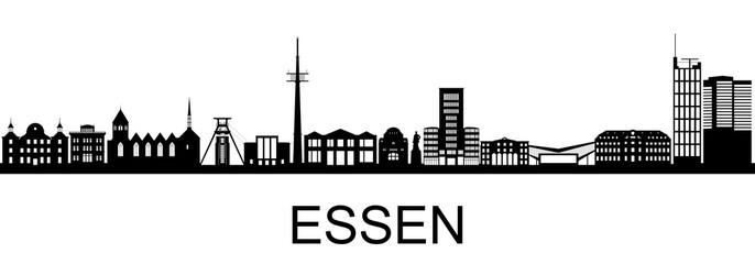 Essen, Skyline