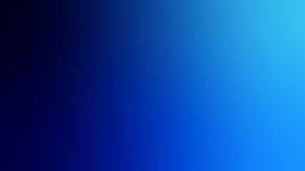 Blurred background. Abstract blue gradient design. Minimal creative background. Landing page blurred cover. Colorful graphic. Vector
