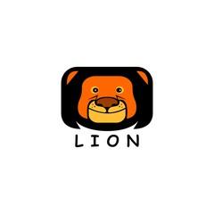 lion head funny