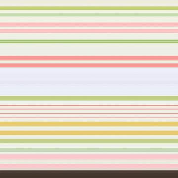 Refreshing stripes. Pink, yellow, yellow green