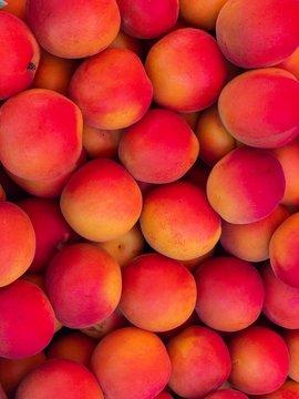several peaches