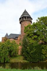 Burg Linn in Krefeld Oppum