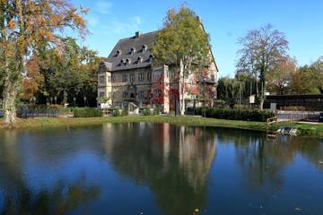 Schloss Erwitte in Erwitte bei Lippstadt, Deutschland