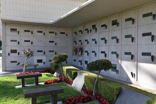 Marilyn Monroe's Grave at Westwood Memorial Park, July 2019