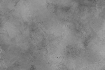 Concrete wall white color for background. Old grunge textures with scratches and cracks. White painted cement wall texture. Wall mural