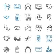 card icons set
