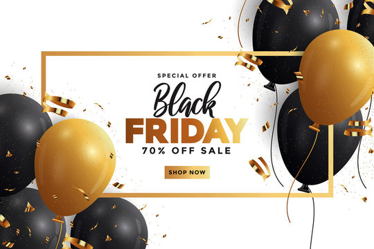Black Friday sale banner 4