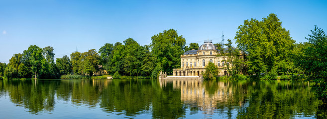 Schloss Monrepos, Ludwigsburg, Baden-Württemberg, Deutschland  Fototapete