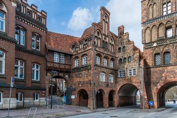 0533 Lübeck - Burgtor