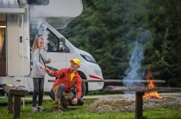 Summer Family RV Camp