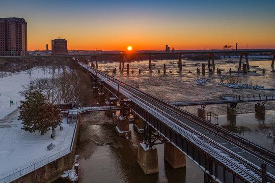 James River, Richmond, Virginia