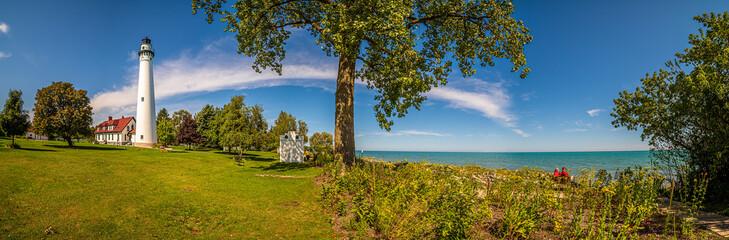 Wind Point Lighthouse, Racine, WI