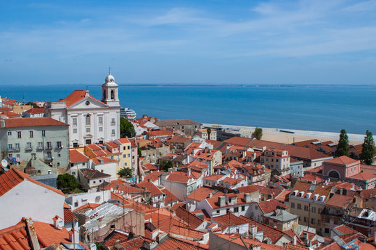 Lisbon,Portugal,9,2011; : one of the most vibrant and charismatic cities in Europe