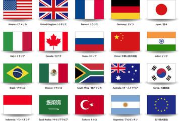 G20国旗b