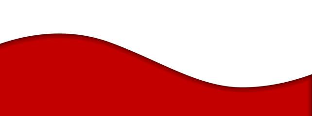 Fototapeta 抽象的な紅白の背景 obraz