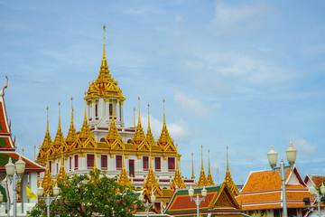 ワット・ラチャナダラム ロハプラサート(タイ王国 バンコク)