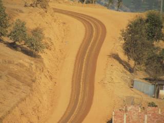 Road in ketama
