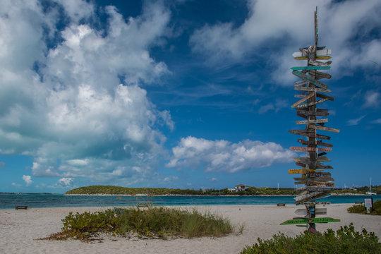 Stocking Island, Exuma Bahamas