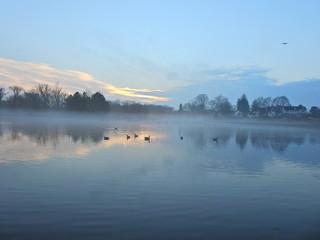 Howard's Pond,  Cecil County, Elkton, Maryland.