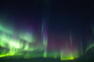 Foto auf Acrylglas Nordlicht Northern lights