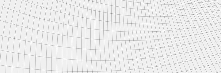 Obraz Perspective grid background. Abstract vector wireframe landscape. Abstract mesh background. Vector illustration. - fototapety do salonu