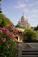 Zelfklevend Fotobehang Centraal Europa Paris Monument 537