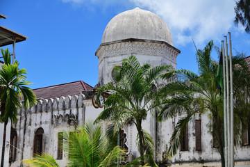 Papiers peints Zanzibar Stone Town architecture, Zanzibar, Tanzania, Africa